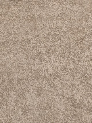 Turbante in spugna personalizzato Sabbia - Dettaglio spugna