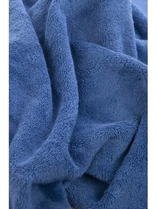 Sponge Solid Color Set of Hand Towels Periwinkle - Sponge detail