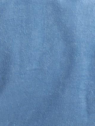 Accappatoio microspugna personalizzato - Bluette