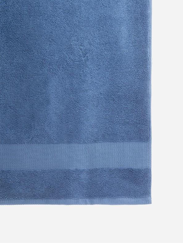 Coppia asciugamani spugna personalizzato - Pervinca