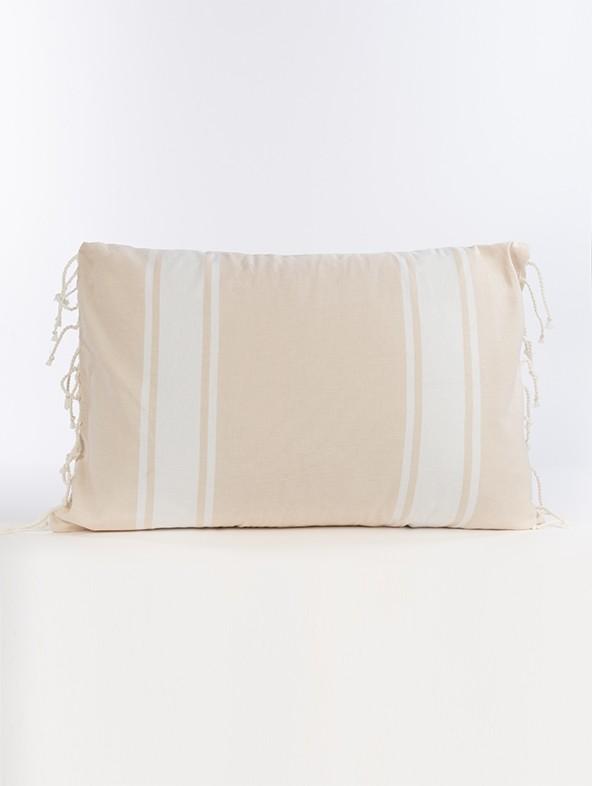 Cuscino fouta - Nuovo sabbia