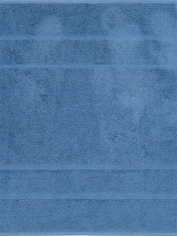 Tappeto bagno personalizzato - Denim