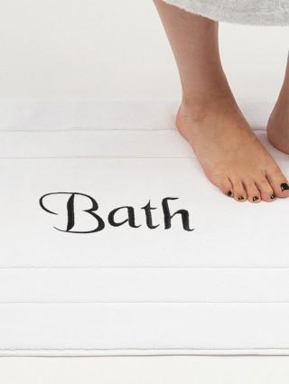 Customized Sponge Bath Mat