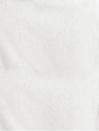 Accappatoio spugna personalizzato - Bianco