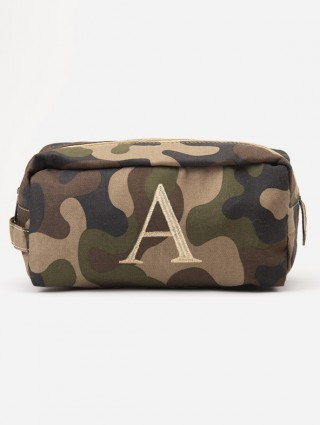 Encrypted Camouflage Fabric Bauty Case