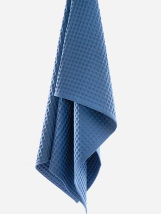 Customized Bath Towel in Waffle Piquet