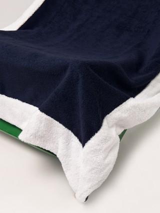 Telo Sdraio Con Cappuccio Spugna alta qualità (540 gr/mq)