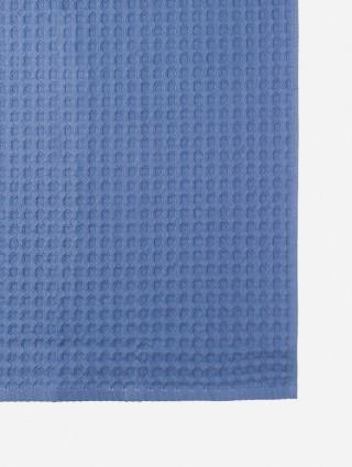 Coppia asciugamani nido d'apone personalizzato - Denim