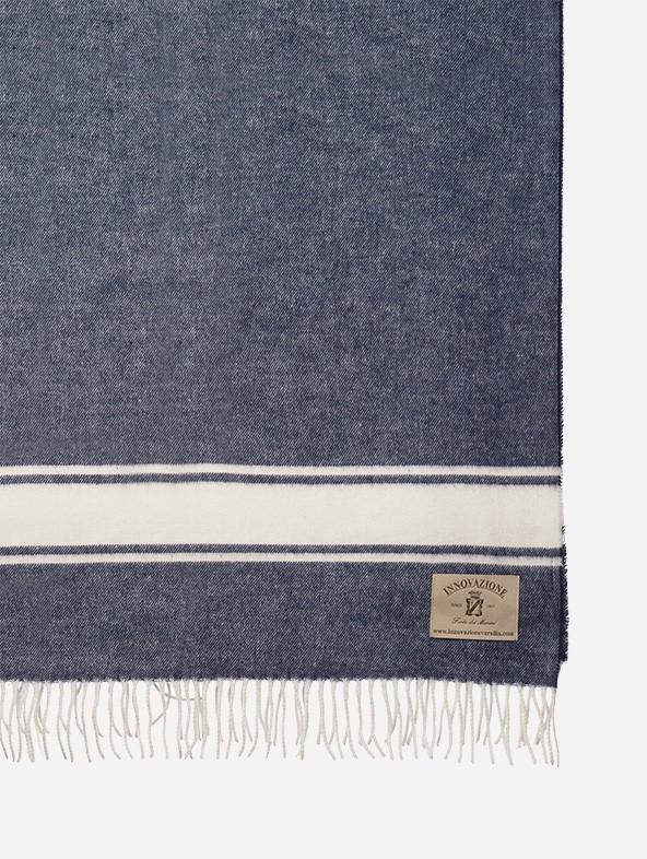 Asciugamano Baby - Rosa profilo Bianco