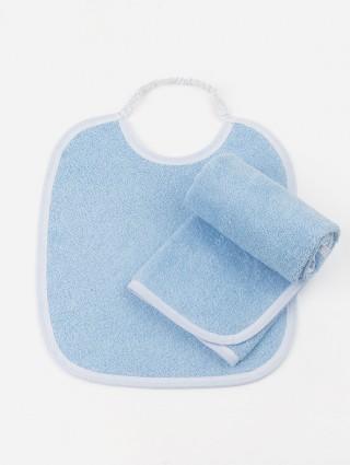 Bavaglio e Asciugamano Baby