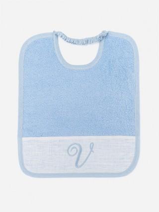 Light-Blue - Letter V