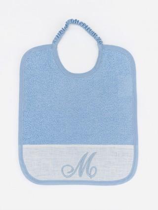 Light-Blue - Letter M