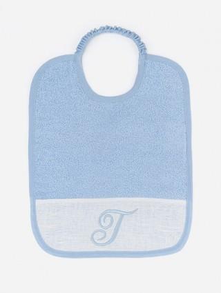 Light-Blue - Letter T