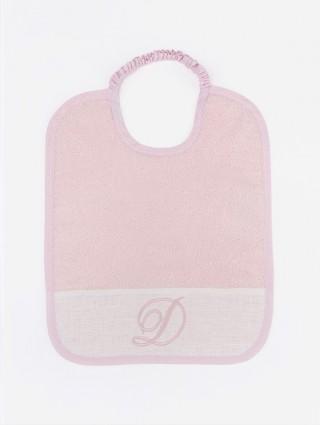 Pink - Letter D