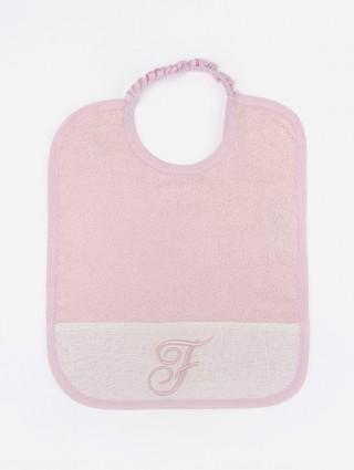 Pink - Letter F