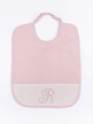 Pink - Letter R
