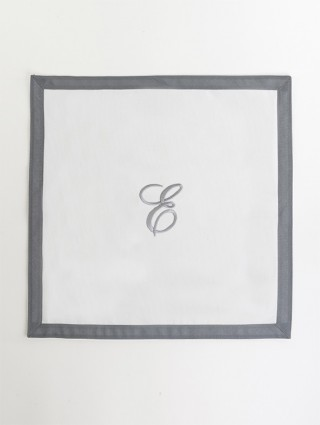 Letter - E