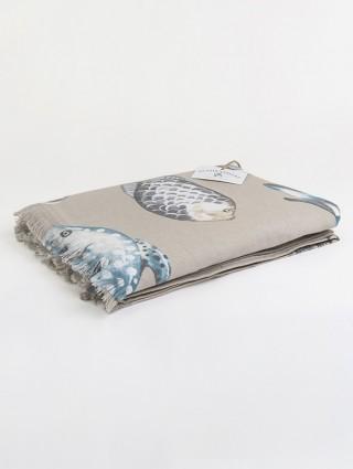 Fish fantasy beach towel - Sand
