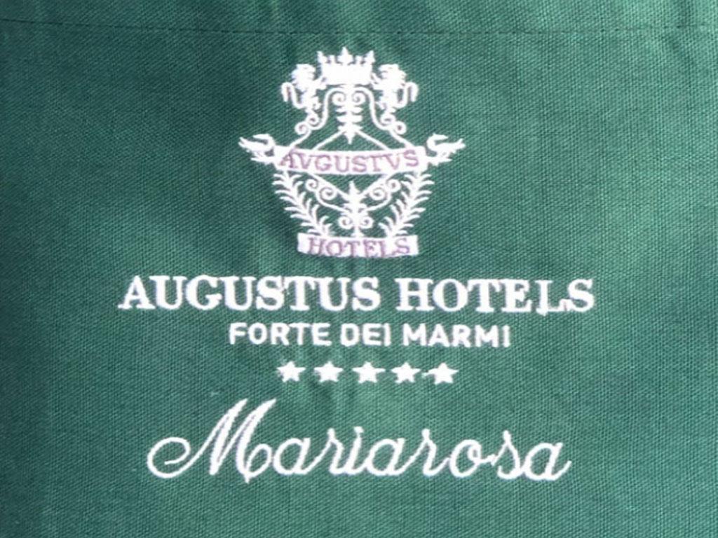 biancheria per alberghi